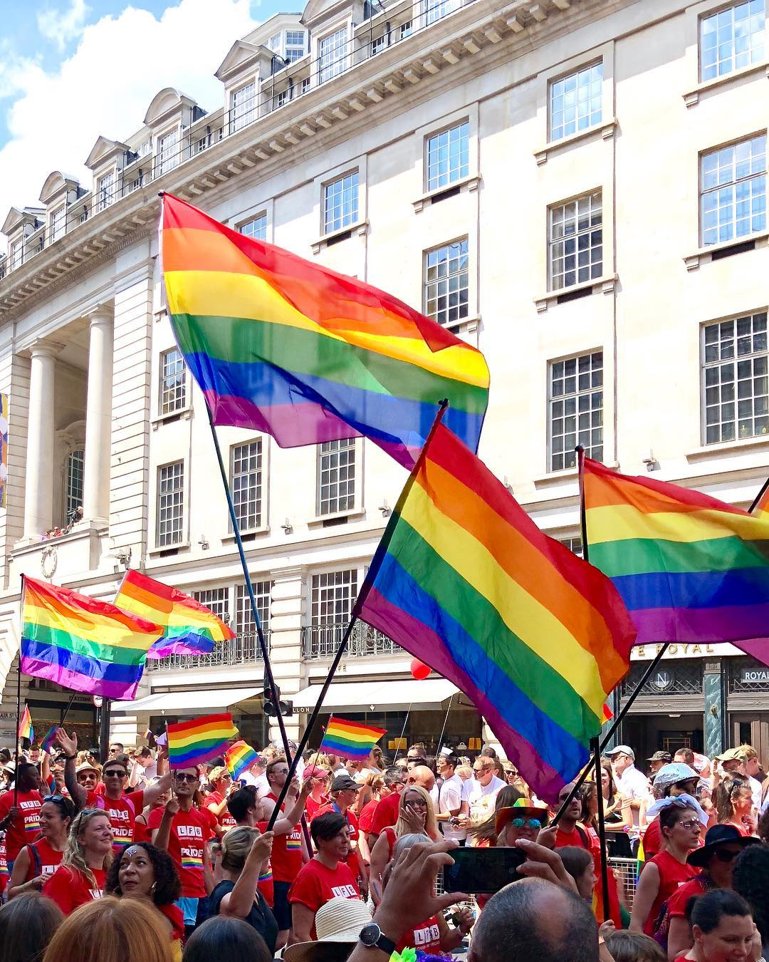 London Pride Parade Photo