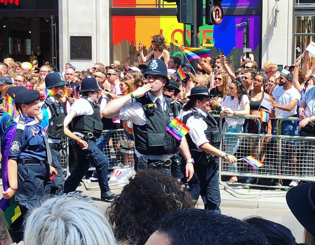 Pride Police London