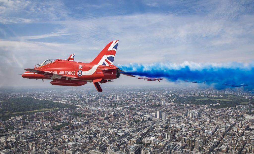 Red Arrows London