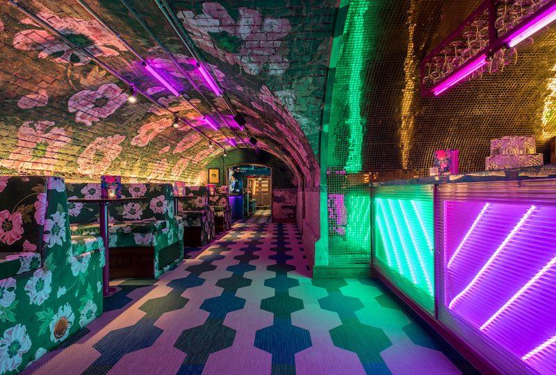 Bars in Covent Garden Blame Gloria