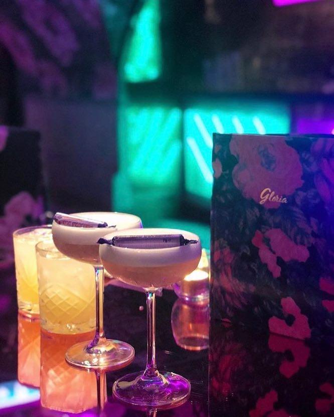 Blame Gloria Cocktails