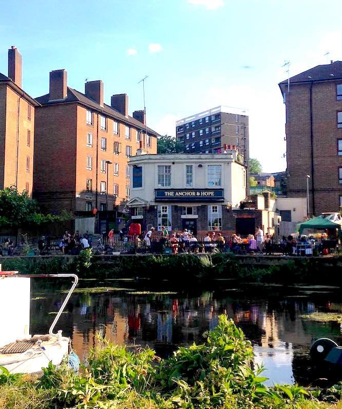 Hackney Pubs Anchor Hope