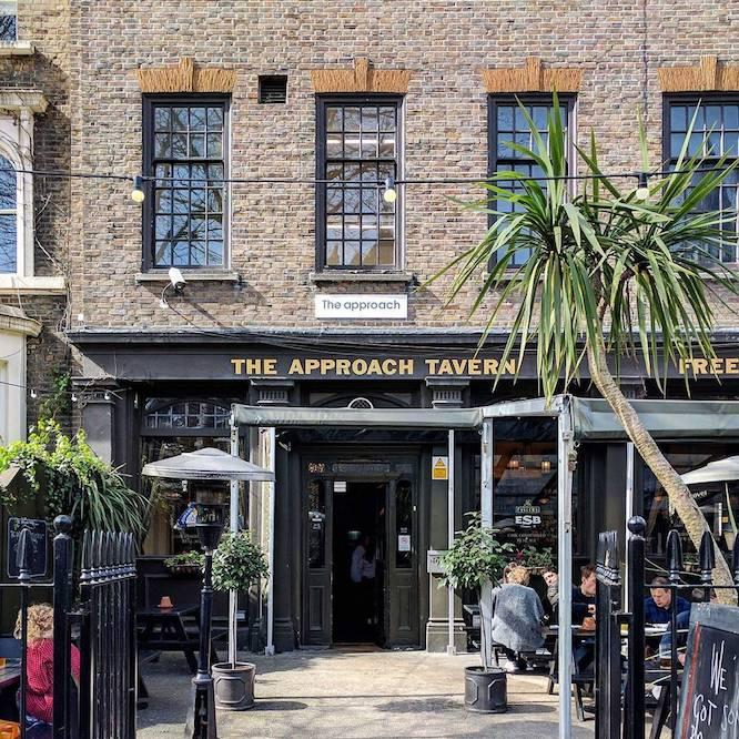Hackney Pubs Approach Tavern