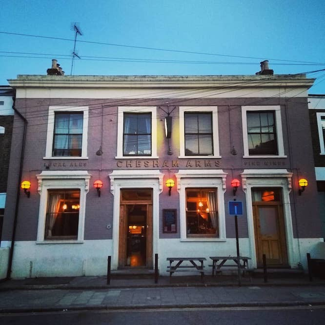 Hackney Pubs Chesham Arms