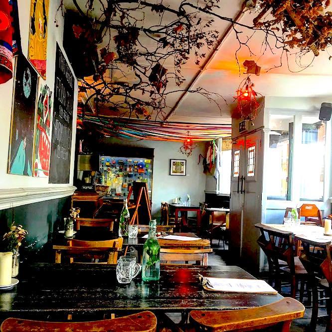 Hackney Pubs Hand of Glory