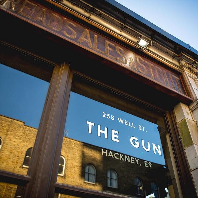 Hackney Pubs The Gun