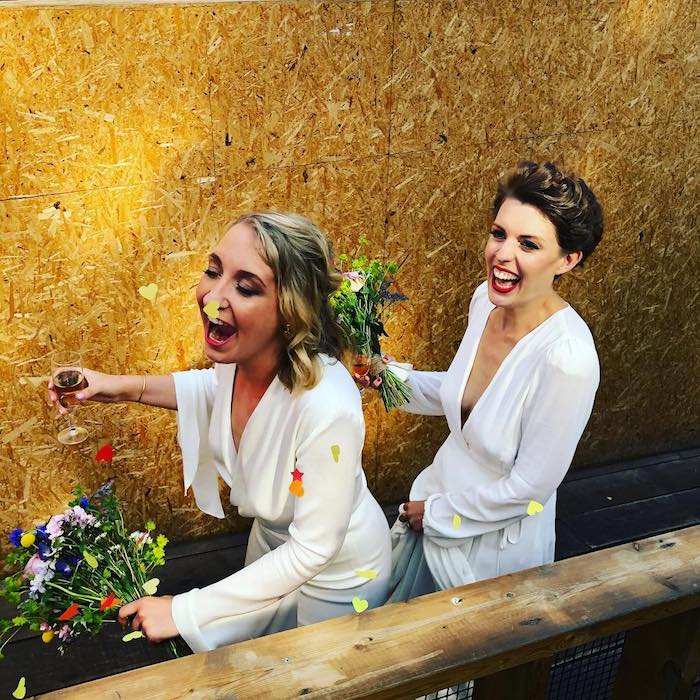 Pop Brixton Weddings