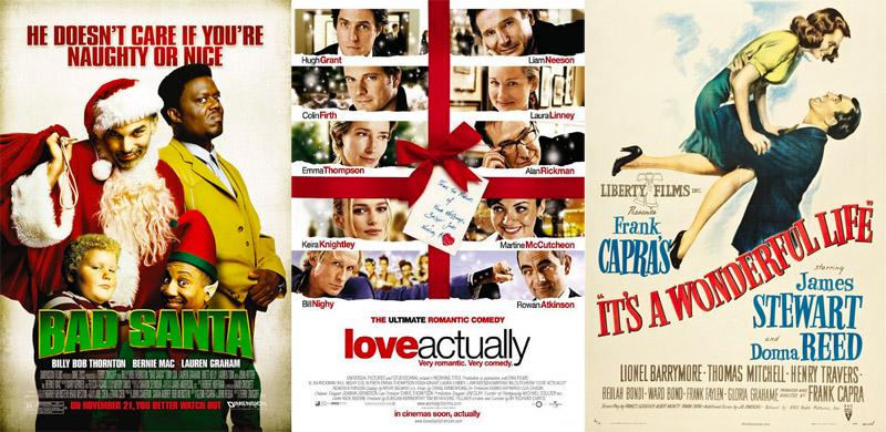 Christmas Movies grid