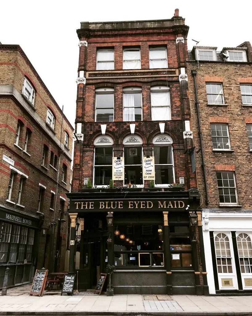 London Bridge pubs