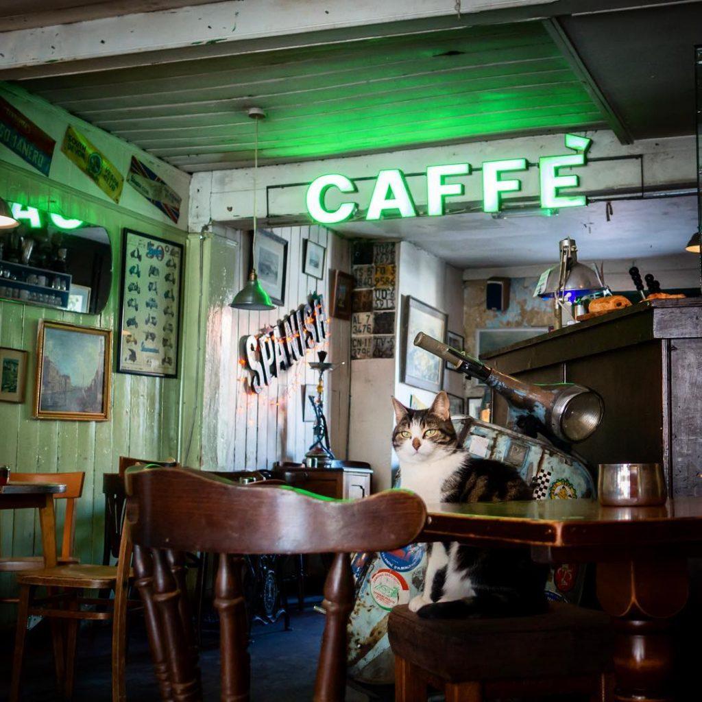 Scootercaffe