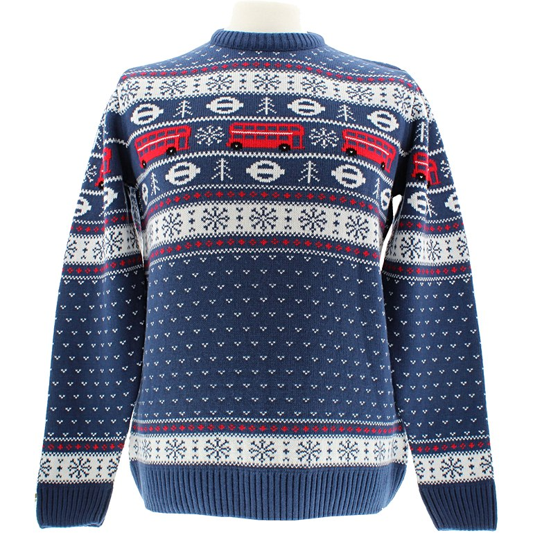 TfL Christmas jumper