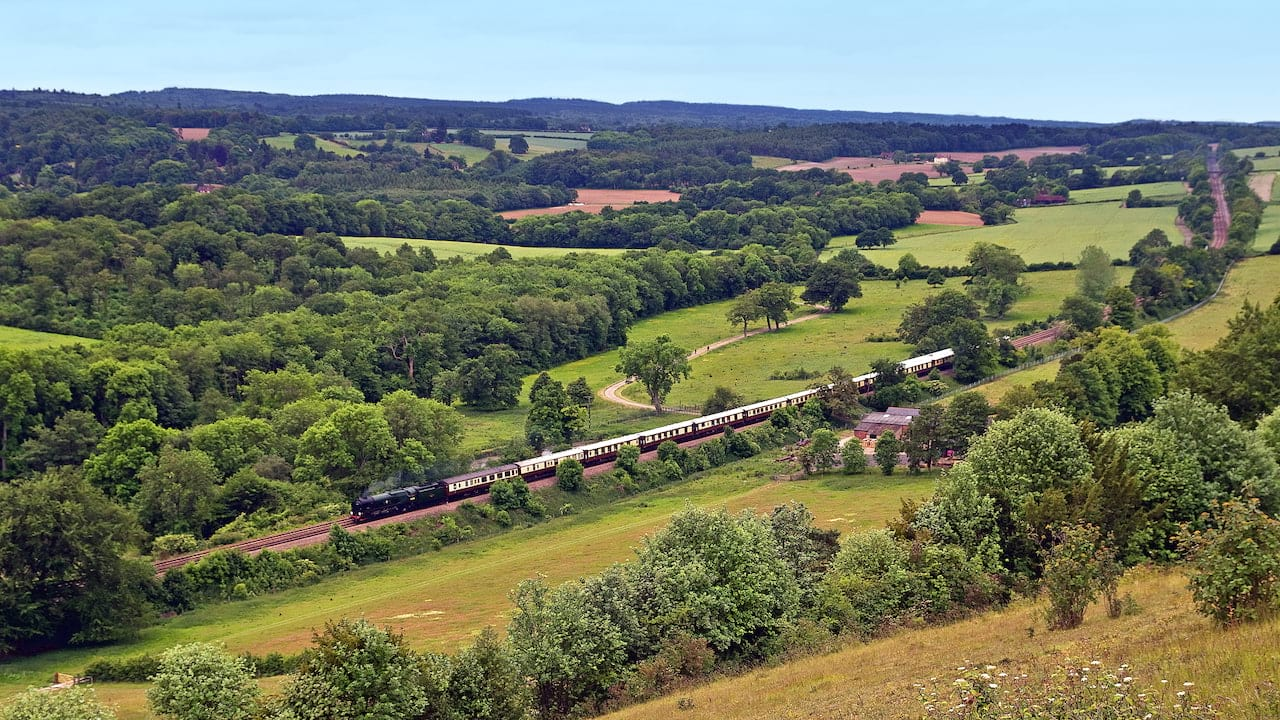 Poppins Train