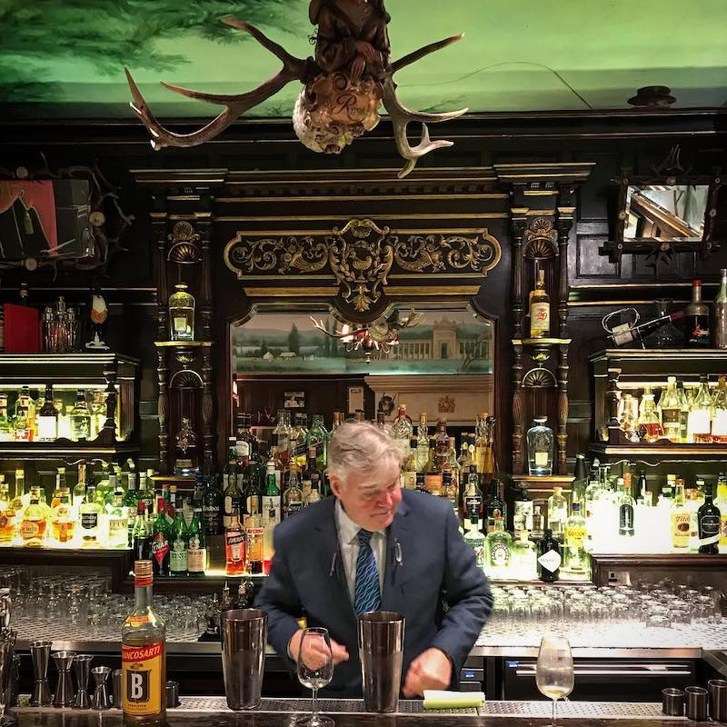 Rules London Bar