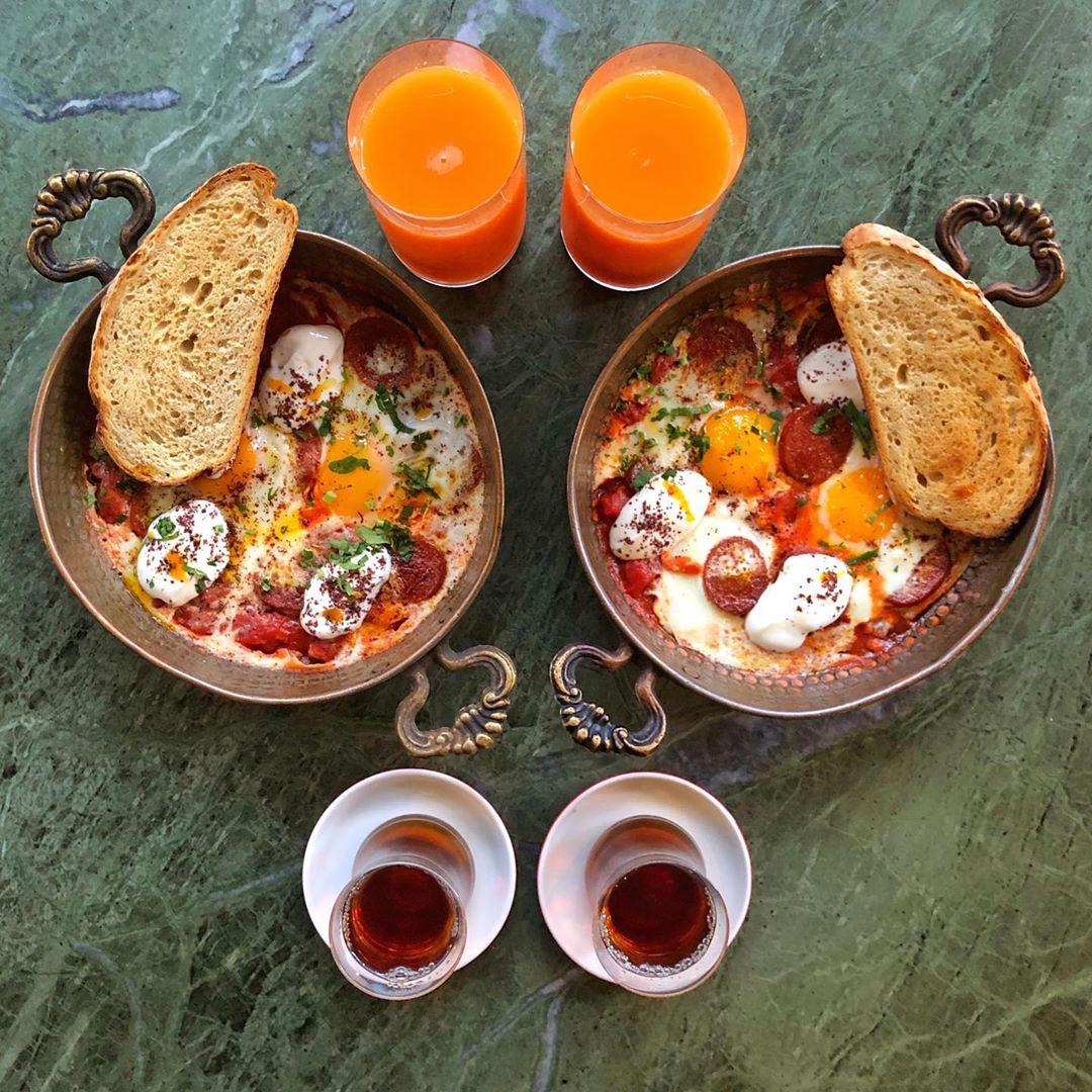 Turkish breakfast at Yosma 🇹🇷