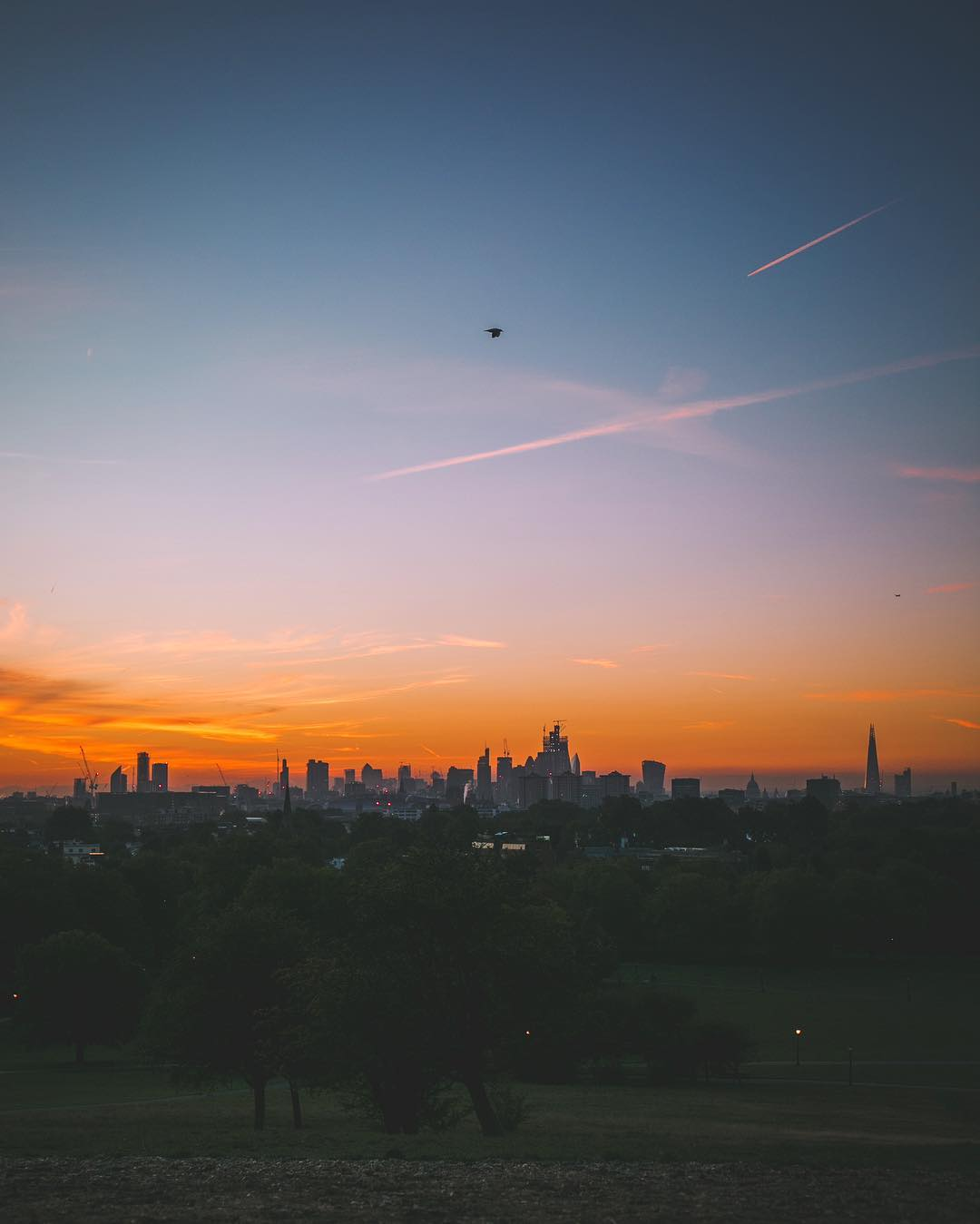 Alphabet Dating Ideas London – V is for Views