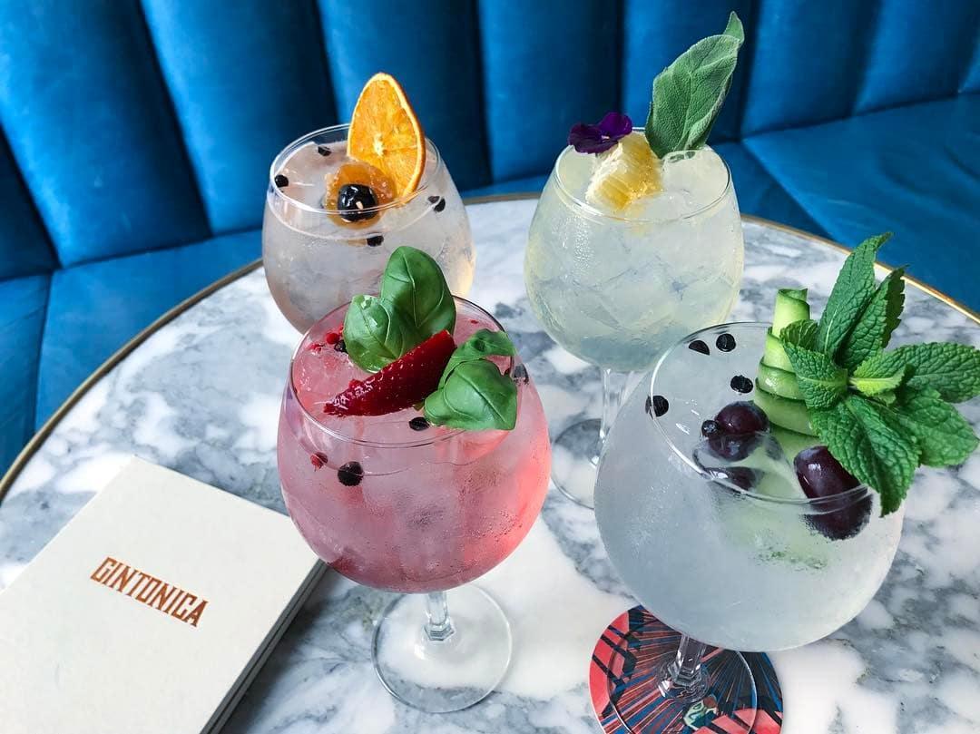 Alphabet Dating Ideas London –G for Gin