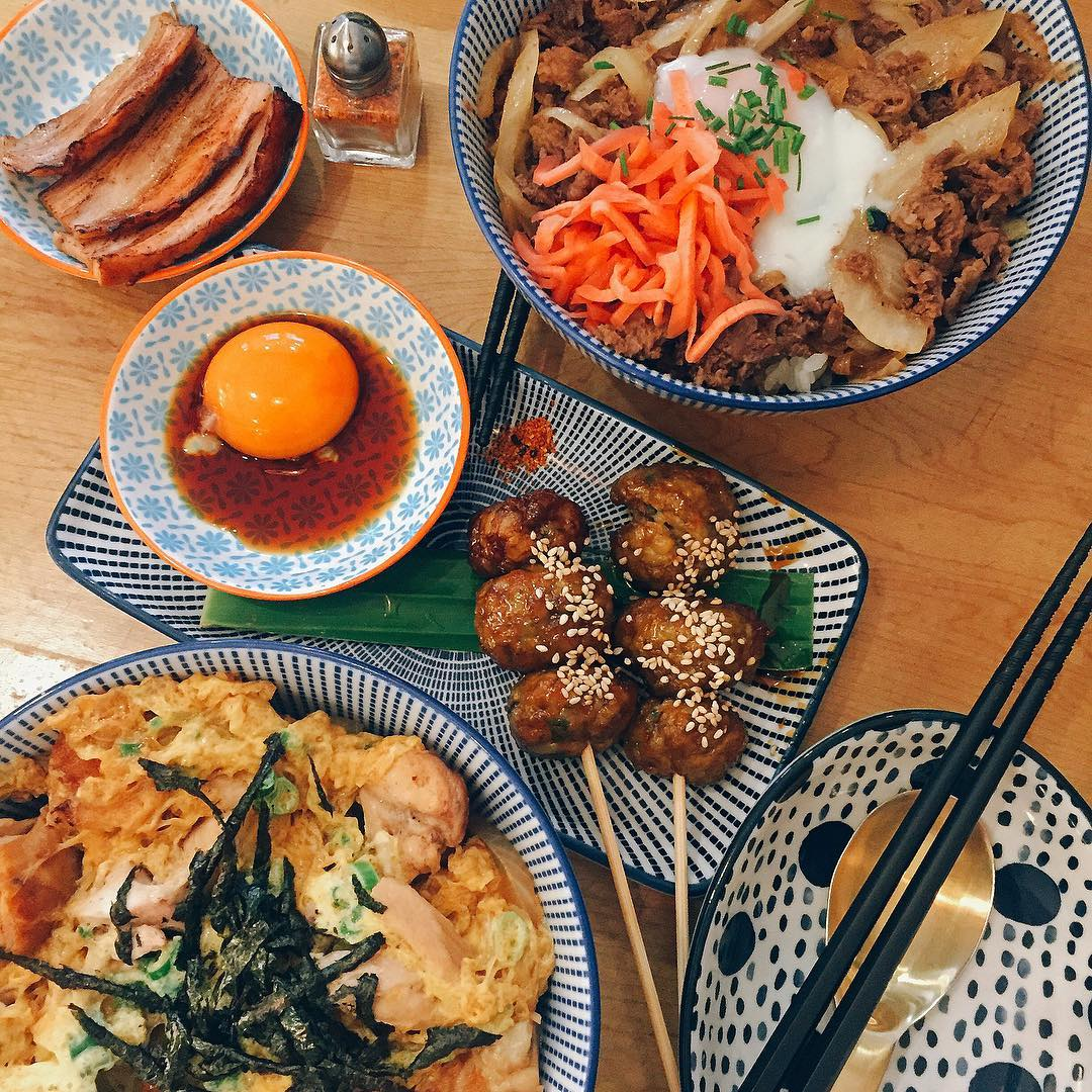 Alphabet Dating Ideas London – J is for Japanese food
